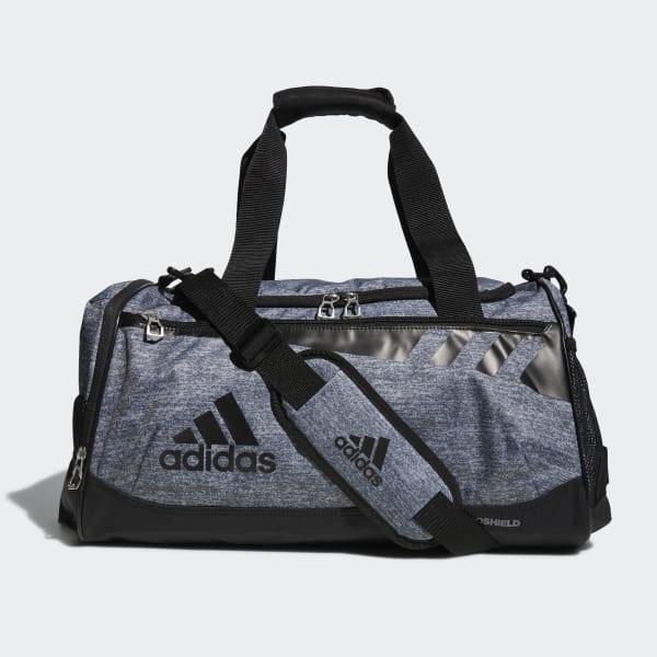 adidas Team Issue Small Duffel Bag - Grey  040e886845668