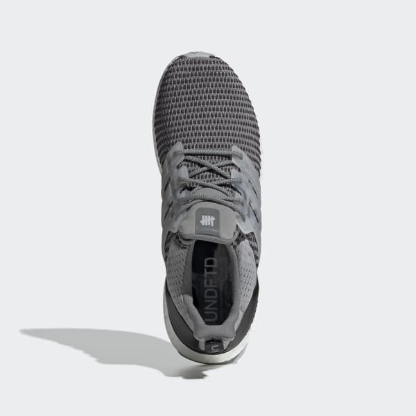 57bd0ac778a7b adidas x UNDEFEATED Ultraboost Shoes - Grey