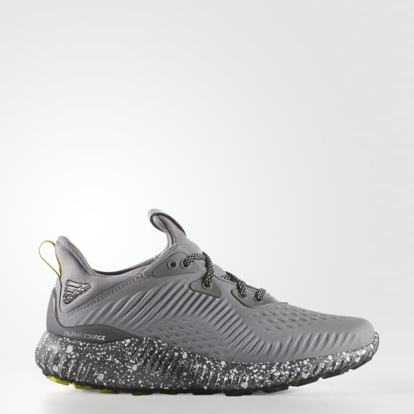 5257096a37c33 adidas Alphabounce EM CTD Shoes - Grey