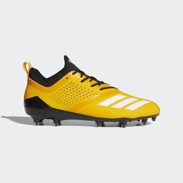 edf0cc5523c where to buy adidas football shoes yellow 26bec b6fc5  coupon for adidas  adizero 5 star 7.0 cleats yellow adidas us c0b0b ddaab