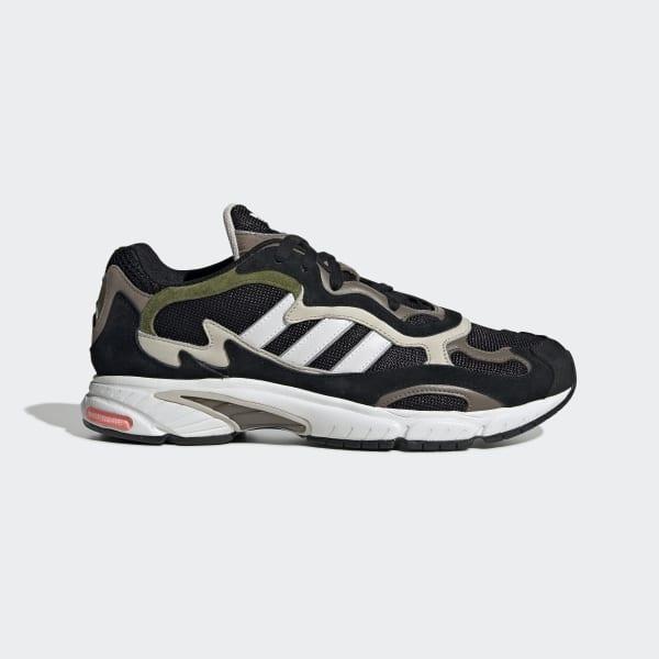 adidas Temper Run Shoes - Black   adidas US