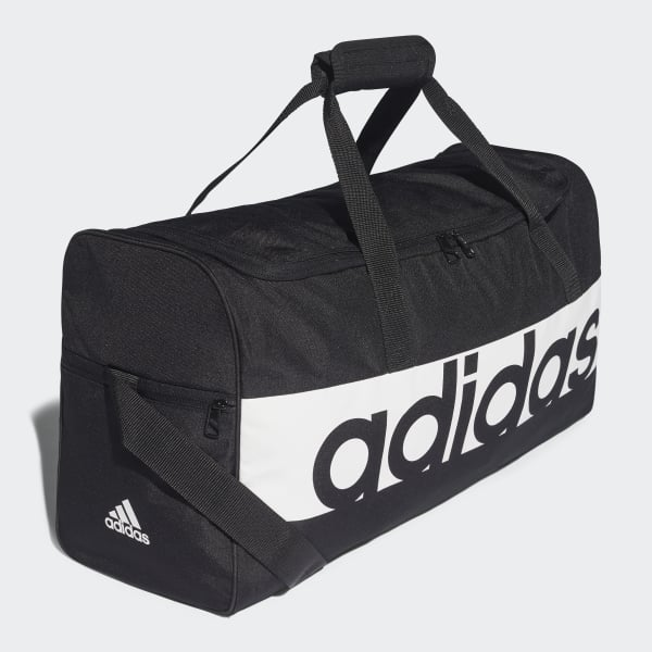 f2deab76e119 adidas Linear Performance Duffel Bag Medium - Black