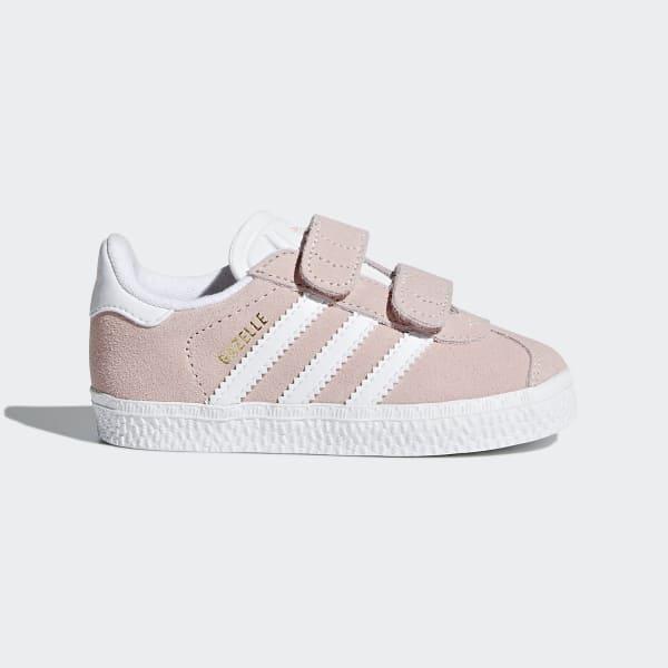 Conception innovante e7b15 f603f adidas Gazelle Shoes - Pink | adidas Belgium