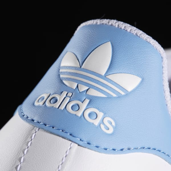 2f4762bee0 adidas Tenis Superstar - Blanco