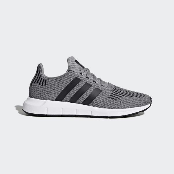 6bc5e6e7b54 Sapatos Swift Run Grey Three   Core Black   Medium Grey Heather CQ2115