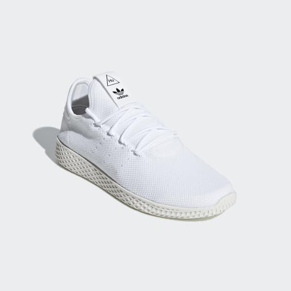 adidas Pharrell Williams Tennis HU Schuh Weiß | adidas Deutschland