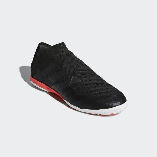 adidas Nemeziz Tango 17+ 360 Agility Indoor Cleats - Black  d2897e043