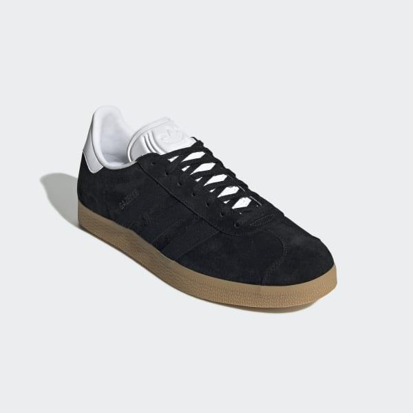adidas gazelle negro 24