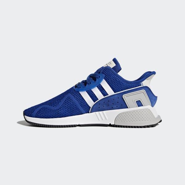 uk availability 8c951 3bab6 adidas EQT Cushion ADV Shoes - Blue | adidas UK