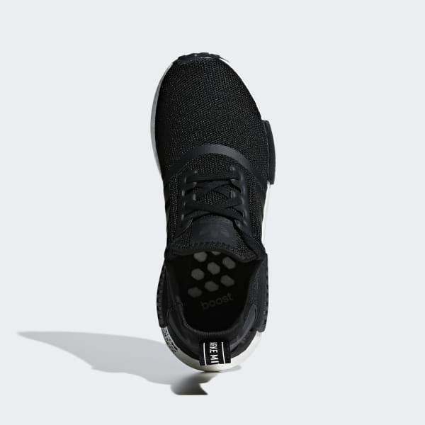 adidas nmd kids black