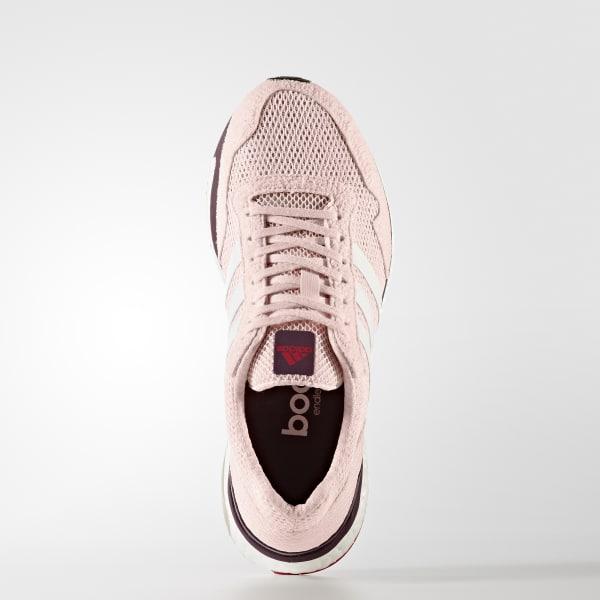 new style 63316 a494f adidas Tenis adizero Adios 3 - Rosa  adidas Mexico