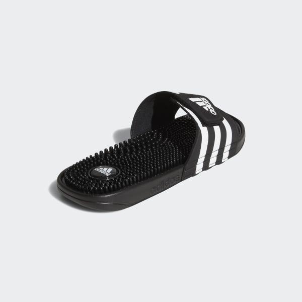 87c248423848 adidas Adissage Slides - Black