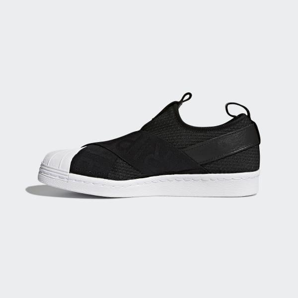 a382d65714a45 adidas Zapatillas Superstar Slip-on - Negro