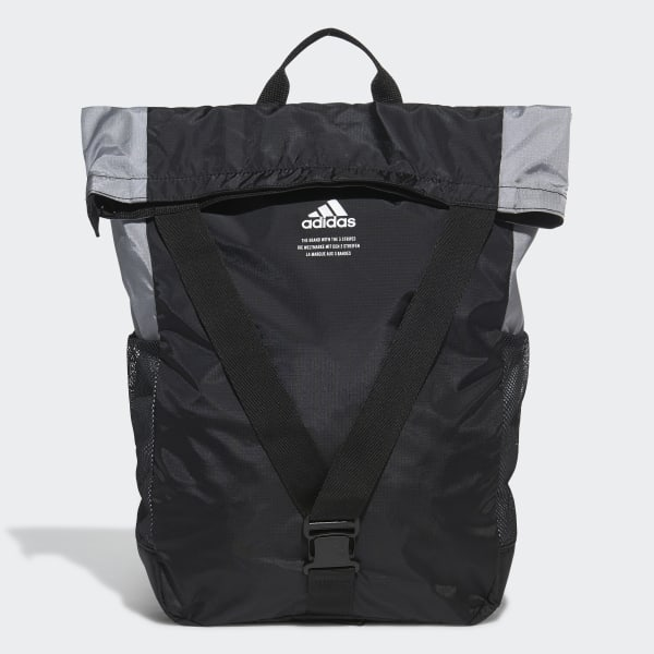 Adidas Classic Flap Top Shopper Backpack