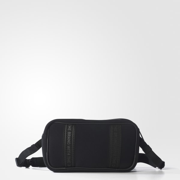 b1603ff52ad2 adidas Crossbody Sport Bag - Black