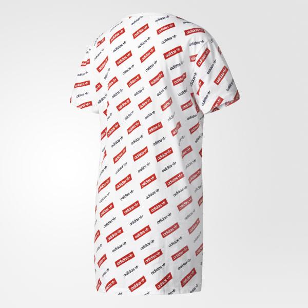 Платье-футболка Boyfriend