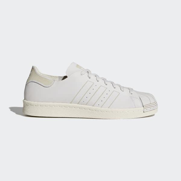 cheap for discount b2fad 90a5f adidas Superstar 80s Decon sko - Grå   adidas Denmark