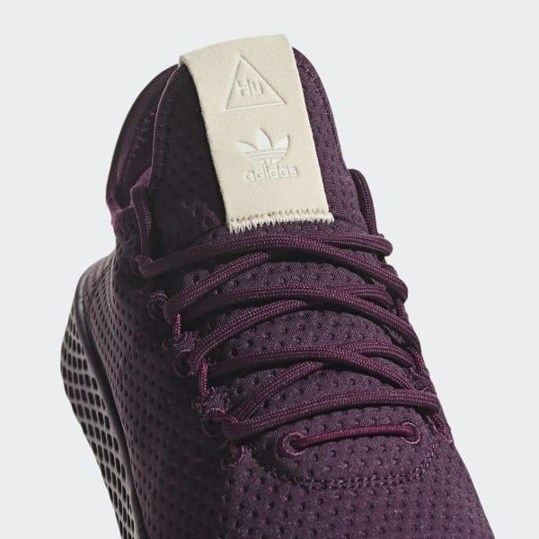 1c761ea65d65d adidas Pharrell Williams Tennis Hu Shoes - Red