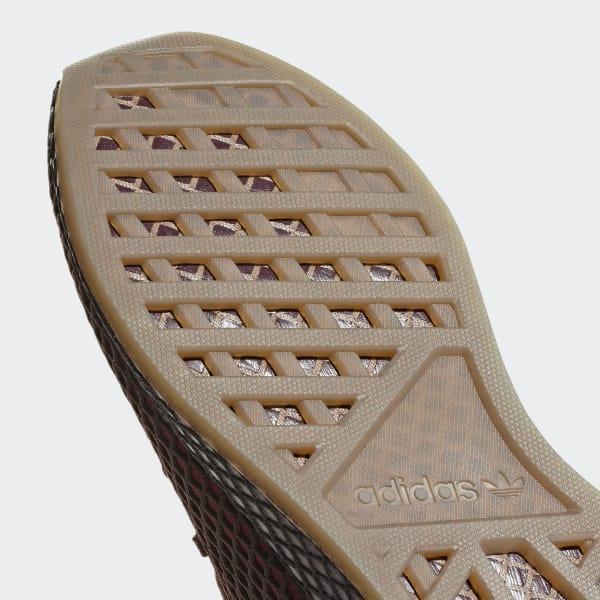 finest selection 6d526 d92a2 adidas Tenis DEERUPT RUNNER - Rojo  adidas Mexico