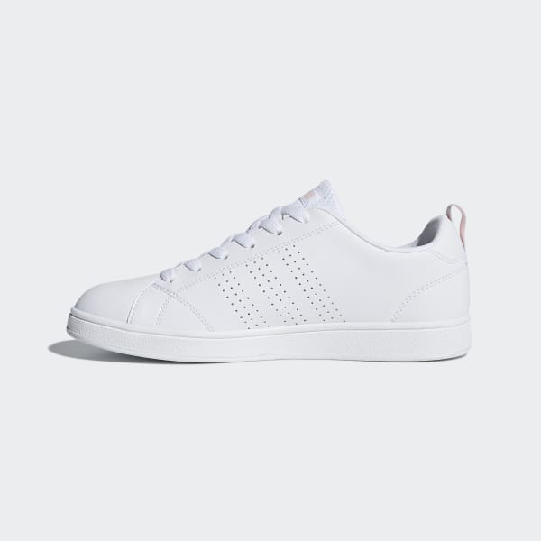 5b97801b8 Tênis Vs Advantage Clean - Branco adidas