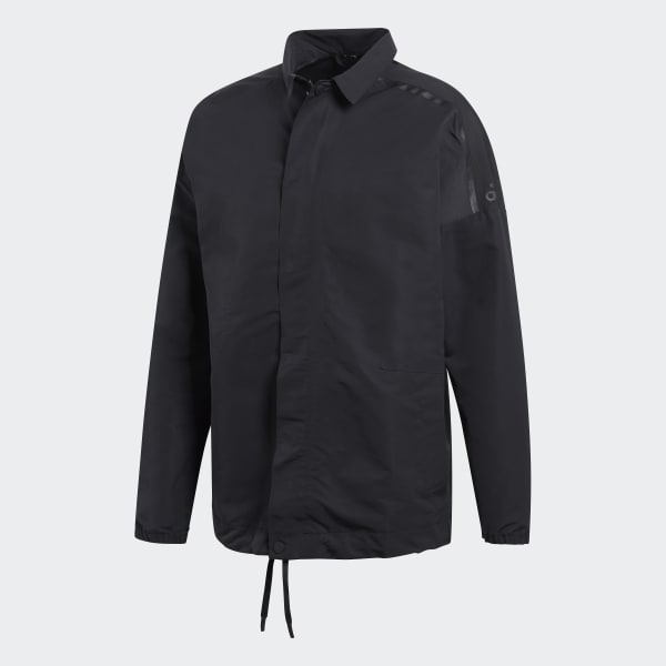 Anthem Supershell Jacket Men New Mens Black CF6194 adidas Z.N.E