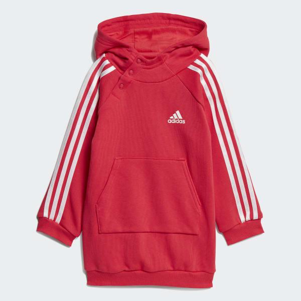 hoodie klänning adidas