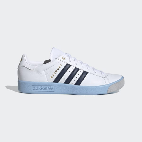 adidas Forest Hills Shoes - White