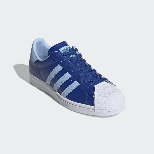 adidas Superstar Shoes - Blue | adidas