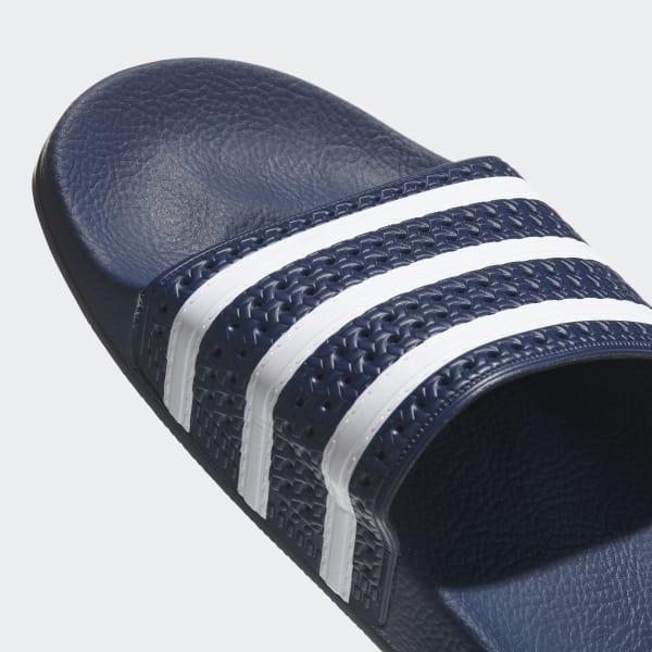 new product 23a1b a3224 Sandales adilette - bleu adidas   adidas France