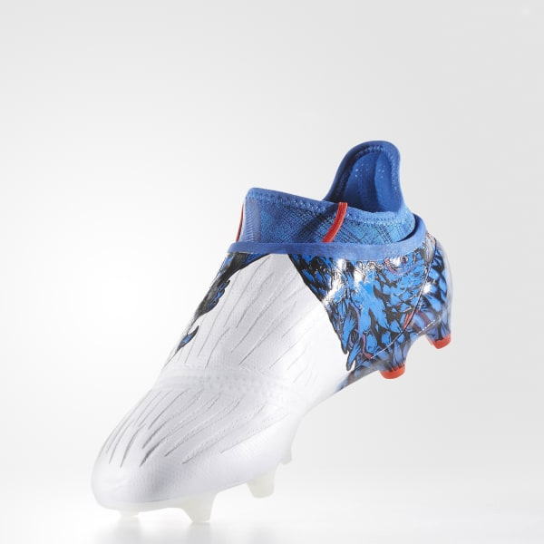 reputable site f1971 2c7fa adidas X 16+ Purechaos UCL Dragon Firm Ground Cleats - White   adidas US