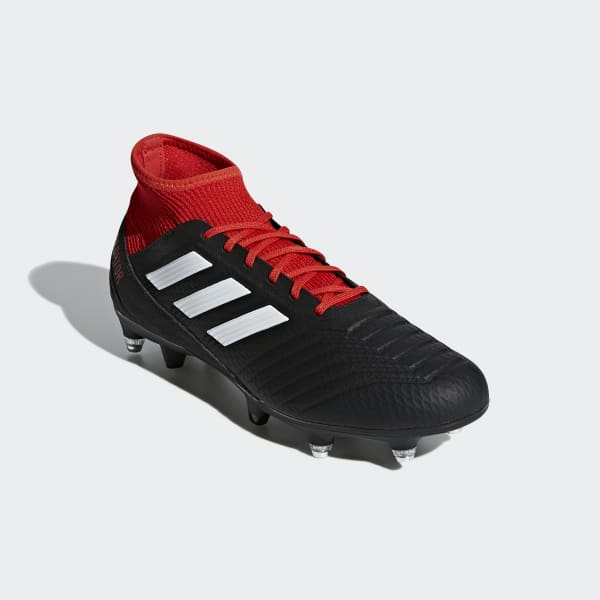 Scarpe da calcio Predator 18.3 Soft Ground Nero adidas | adidas Switzerland
