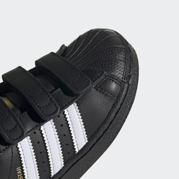 "adidas Superstar Foundation ""Core BlackWhite"" | SBD"