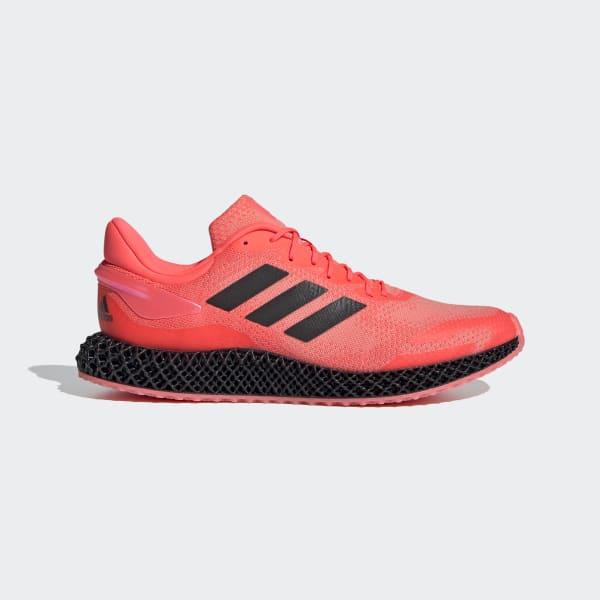 sustantivo bolita lanzador  adidas Tenis adidas 4D Run 1.0 (UNISEX) - Rosa | adidas Mexico