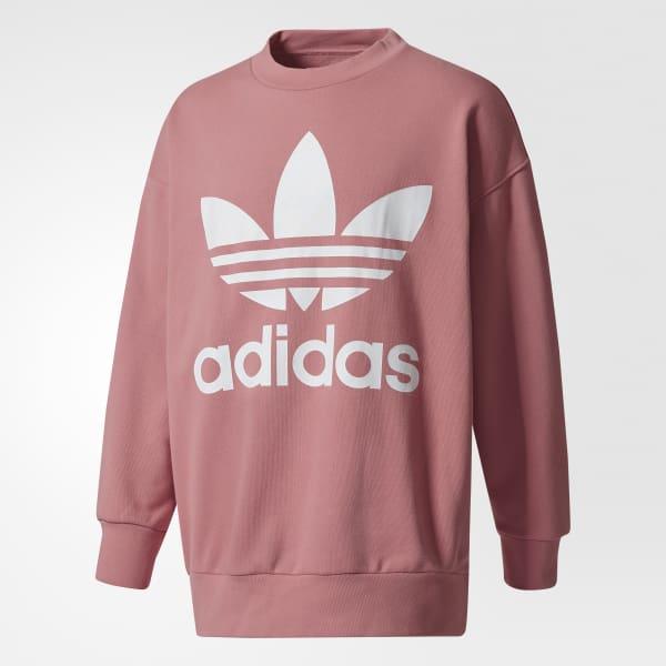 Räumungspreis genießen Ausverkauf vollständige Palette von Spezifikationen adidas Sweatshirt - Rosa | adidas Deutschland