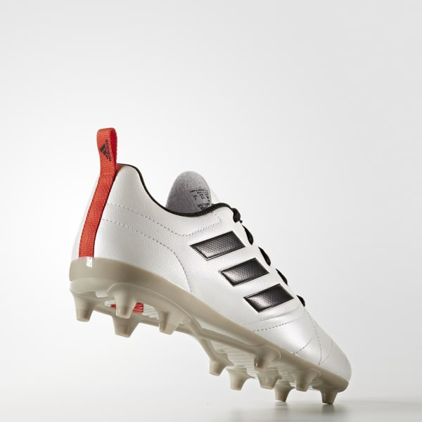 ccf825abb adidas ACE 17.4 Firm Ground Shoes - White | adidas Canada