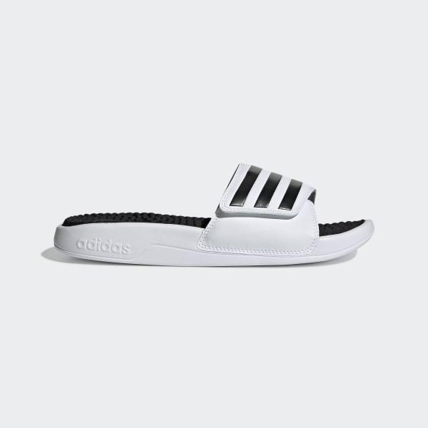 Isaac capitalismo Imperio Inca  Sandalias Adissage TND - Blanco adidas | adidas Peru