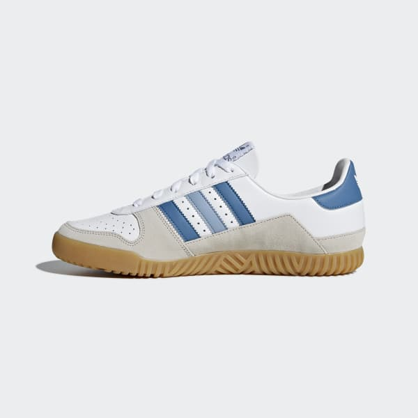 new style 5ba8f 9a111 adidas Tenis Indoor Comp SPZL - Blanco   adidas Colombia