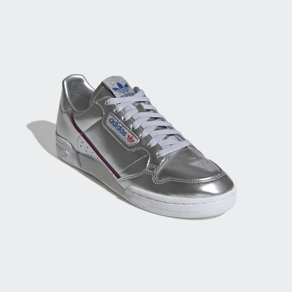 adidas Continental 80 Shoes - Silver