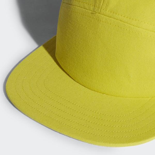 dd8209a447d adidas Kaval Cap - Yellow