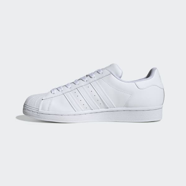 Adidas Superstar Superstar All White Shoes | adidas US