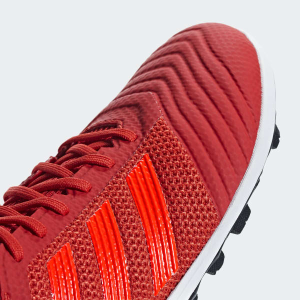 de3bb35687313f adidas Predator Tango 19.3 TF Fußballschuh - rot
