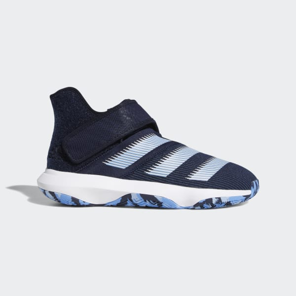 Blau Adidas Cloudfoam Ultimate B Ball Herren Essentials