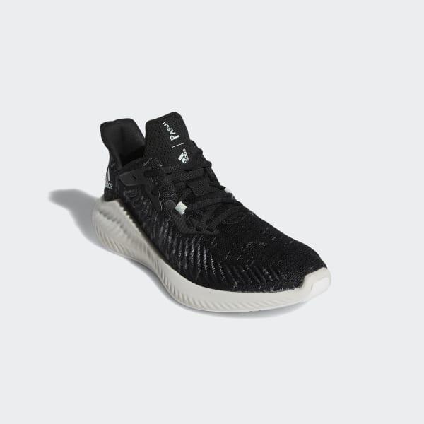 El hotel alma Sin  adidas Alphabounce+ Run Parley Shoes - Black | adidas US