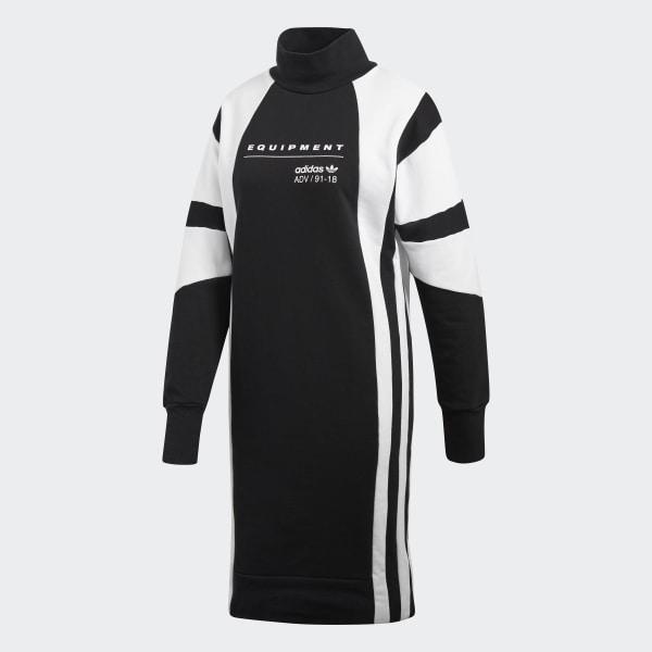 conversacion Puede soportar conjunto  adidas Vestido EQT - Negro | adidas Argentina
