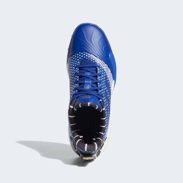 71f2cc7e6297ae adidas T-Mac Millennium Schuh - blau