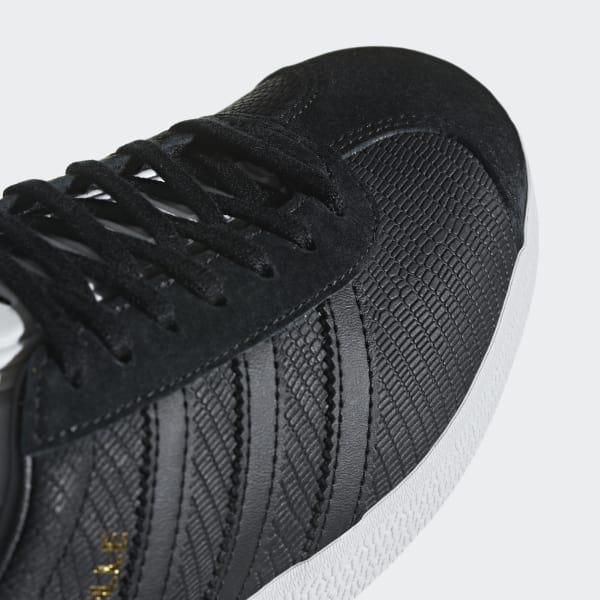 adidas Gazelle Shoes - Black   adidas