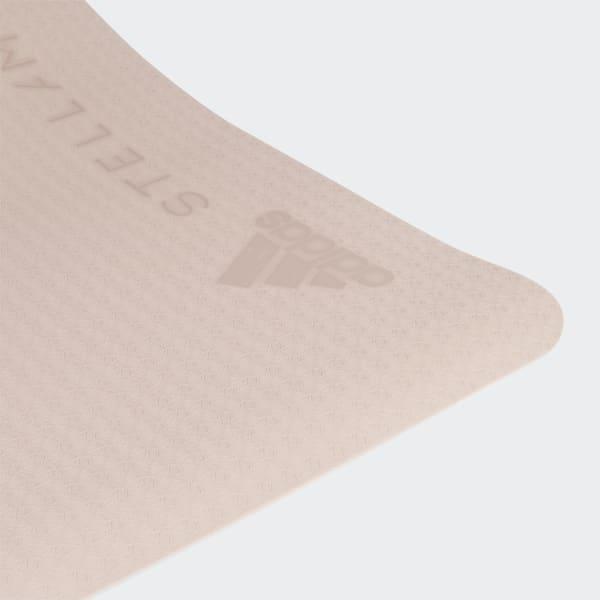 becerro aceleración gancho  adidas by Stella McCartney Training Mat - Pink   adidas US