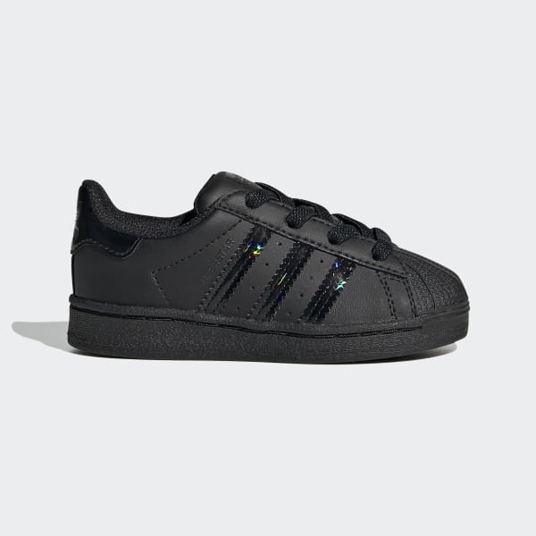 Adidas Superstar EL Toddler/'s Shoes Cloud White//Cloud White//Cloud White CG3598