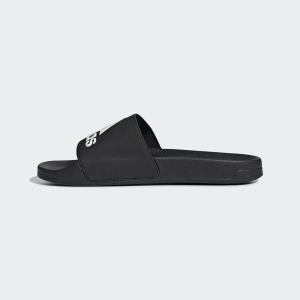 NEW ADIDAS ADILETTE Shower F34770 Black, Slides Sandals