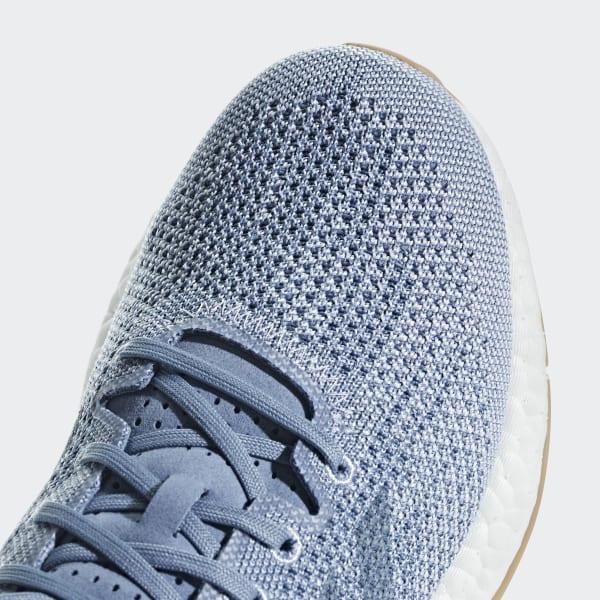 adidas PureBOOST DPR Raw Grey Raw Grey Aero Blue